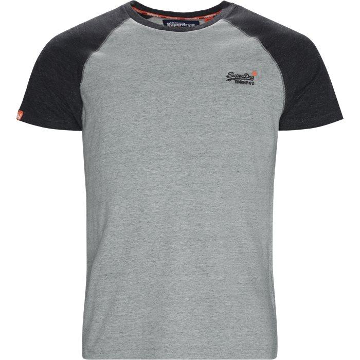 M1010 T-shirt - T-shirts - Regular - Grå